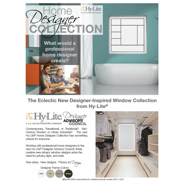 Hy lite a u s block windows company - Fenetre salle de bain opaque ...