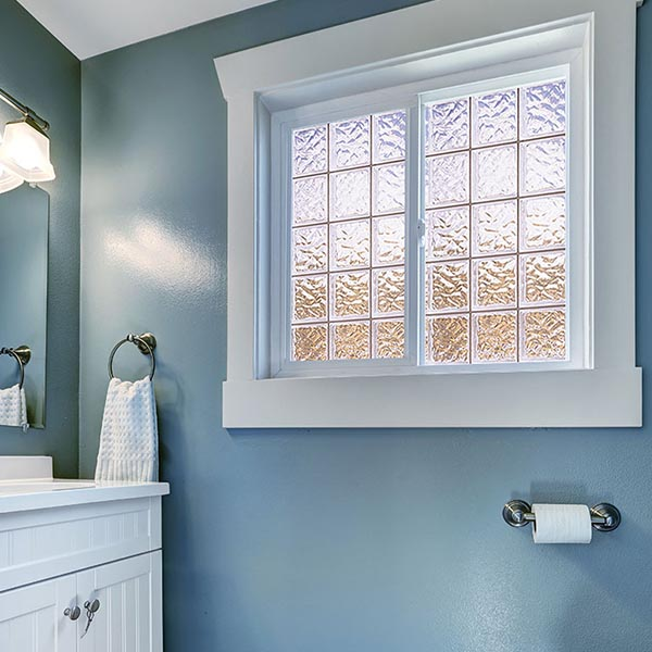 Bathroom Windows Options hy-lite, a u.s. block windows company